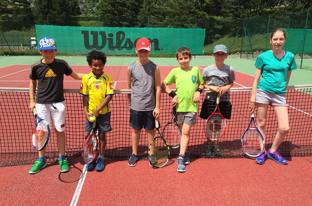 Tennis club Passy St-Gervais Mont-Blanc
