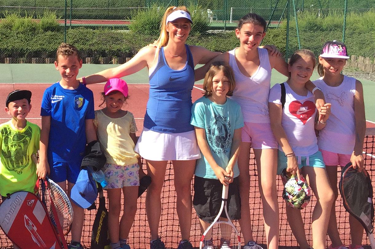 Ecole de tennis Passy St-Gervais Mont-Blanc