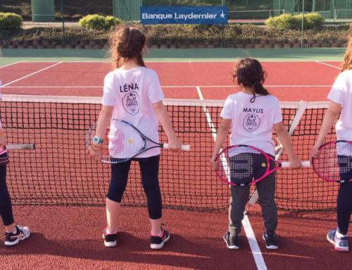 Le printemps arrive…tous à vos raquettes c'est la reprise du tennis !